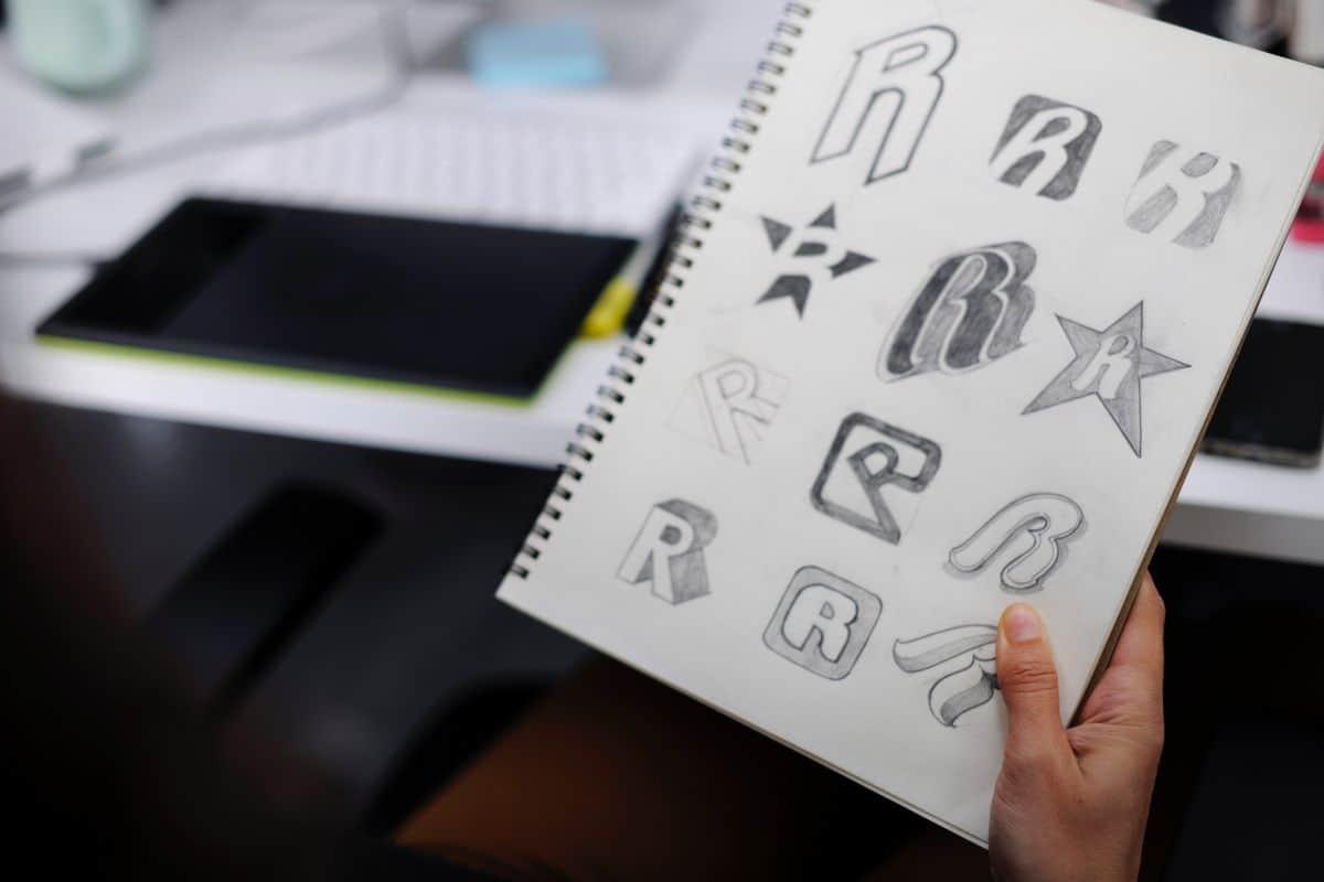 Jak powstaje logo?