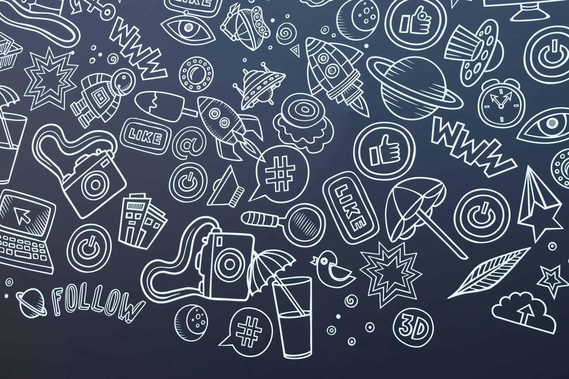 Strony internetowe w 2021 roku – trendy w projektach graficznych